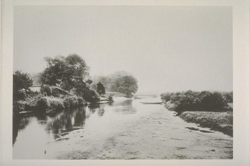 [Unidentified waterway.]