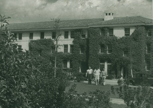 Smiley Hall Dormitory, Pomona College