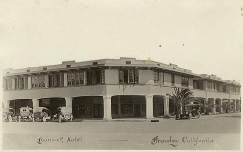 Dunlack Hotel Brawley California