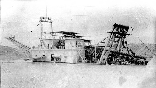 Dredge No. 6