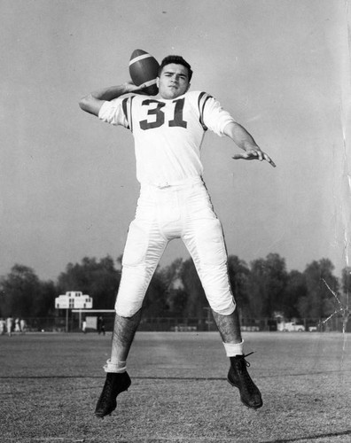 Official All-Valley League football team named for '56