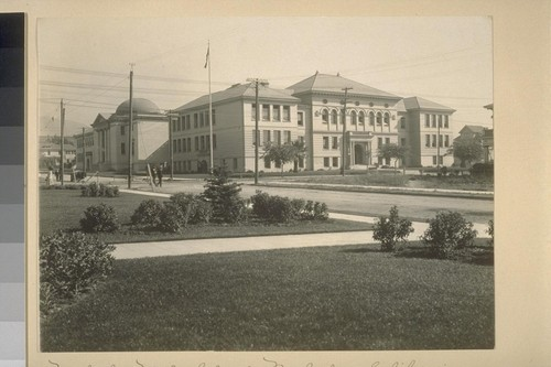 Berkeley High School, Berkeley, California