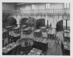 [Agua Caliente Race Track Patio Dining Room]