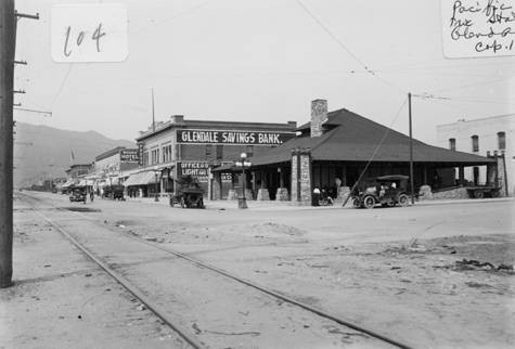 Pacific Electric Station, 1909