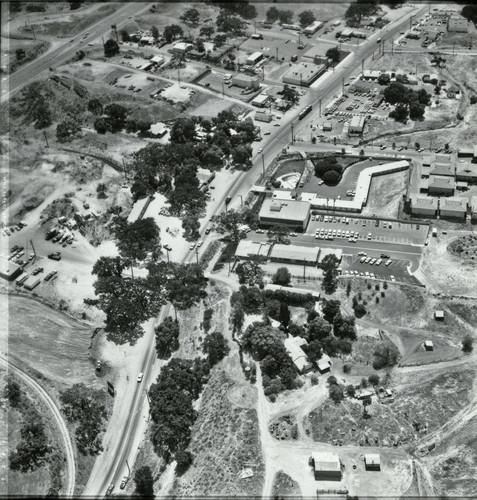 Calisphere: Aerial- Thousand Oaks City Hall
