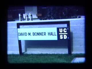 University of California, San Diego: The Beginning - Film clips