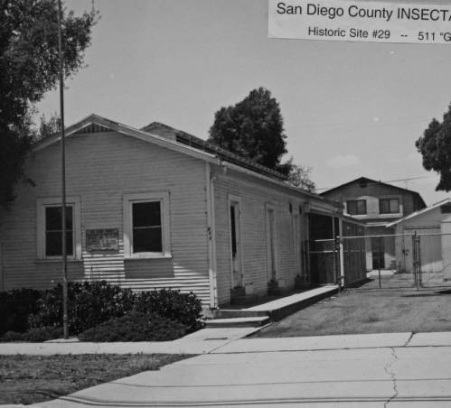 San Diego County Insectary