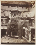 Walnut elephant from Los Angeles Co. Cal. Mid. Inter. Exp. S. F., 8052