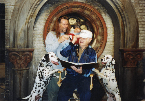 Production Still From 102 Dalmatians 2000 Calisphere
