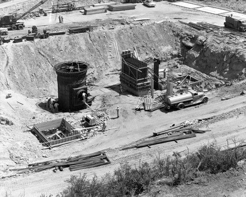 Atomic energy plant to supply power