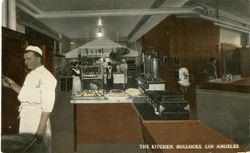The Kitchen, Bullock's, Los Angeles