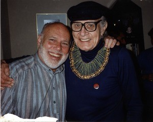 Malcolm Boyd and Harry Hay