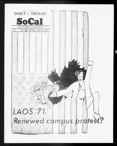 SoCal, Vol. 62, No. 73, February 22, 1971