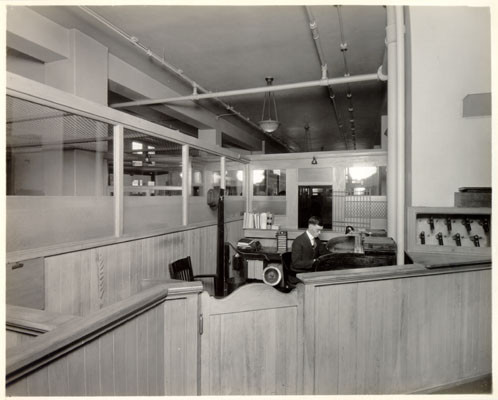 Unidentified Assistant Cashier At The Federal Reserve Bank Of San Francisco