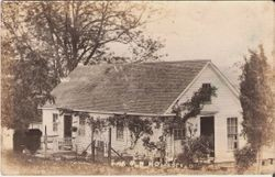 West Sonoma County homes, about late 1890s or early 1900s