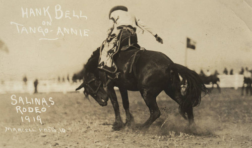 Hank Bell, California Rodeo