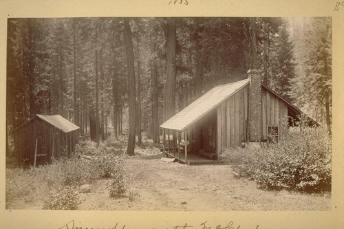 Sisson's place on the McCloud. 1883