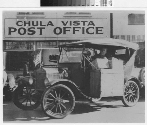 Chula Vista Post Office