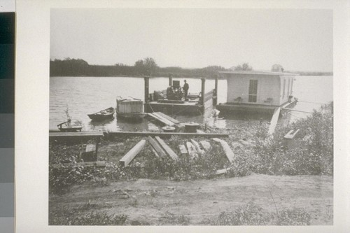 [Scene at pump station? Middle River.]
