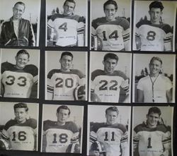 Analy High School football team of 1949