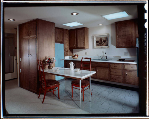 Leisure World. Kitchen