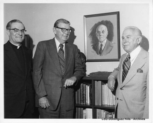 Author Gregorio Cain >> Calisphere Fr Louis Bossi Dr Leo Cain And Eugenio Cabrero