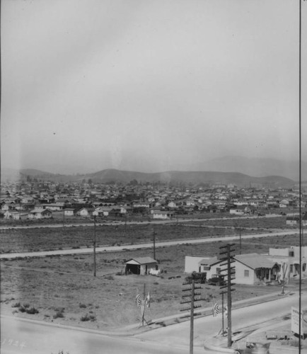 East Los Angeles, view 3