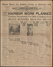 Richmond Record Herald - 1930-09-23