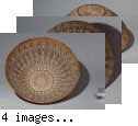 Panamint Indian basket