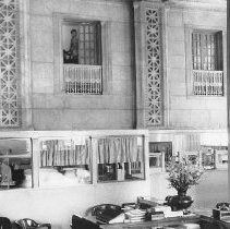 Capital National Bank Building Front Interior