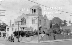 Methodist Church in Sebastopol