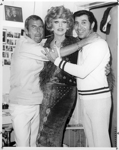 Paul Lynde, Charles Pierce, and Pat Rocco