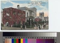 """On the Plaza de Panama, San Diego Panama California Exposition, 1915 All the Year"""