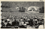 31,000 attend Easter Sunrise, Hollywood Bowl, California # 400