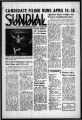 Sundial (Northridge, Los Angeles, Calif.) 1958-04-10