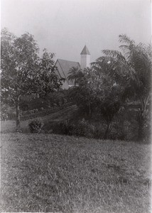 Church of the Centenary in Douala, Cameroon