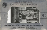 Johore State Pavilion, Golden Gate International Exposition, San Francisco, California