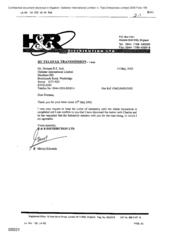 Calisphere letter from martyn edwards to norman bs jack in regards letter from martyn edwards to norman bs jack in regards to letter of indemnity altavistaventures Images