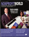 Nonprofit World magazine listing of Peter F. Drucker's book