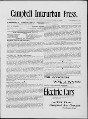 Campbell Interurban Press 1904-10-20