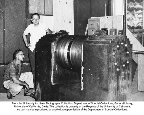 Cyclotron - Crocker Nuclear Laboratory :: Home