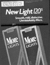 Calisphere More New Light 120s