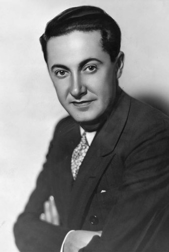 Irving Thalberg, a portrait