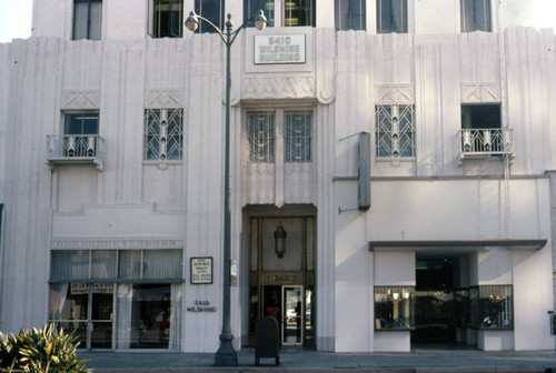 Dominguez-Wilshire Building