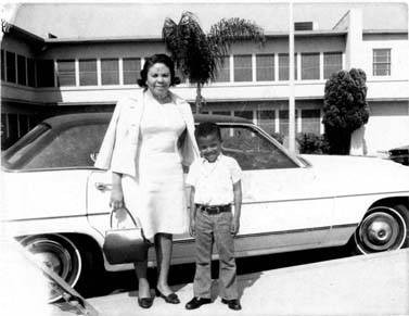 Final adoption of son, 1970
