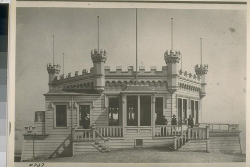 [Pioneer Pavilion, Telegraph Hill]