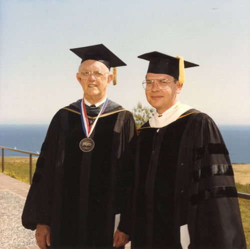 Commencement Graduate School of Education and Psychology