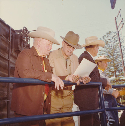 Southern California Cattlemen's Association Event, Mission Viejo Ranch