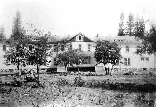 View of Greenville Indian School