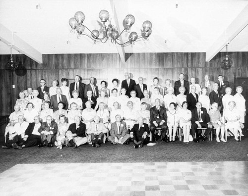 Chico High School Class 1918 50 Year Reunion